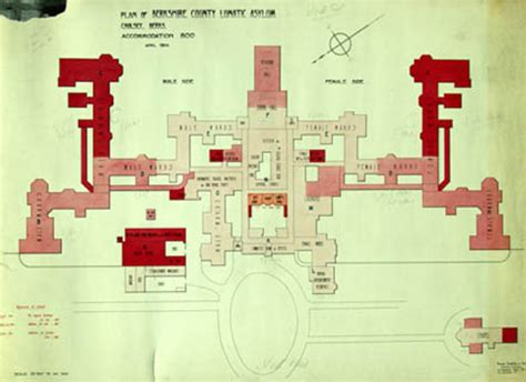 mental hospital floor plan fascinating online gallery of late 19th century insane