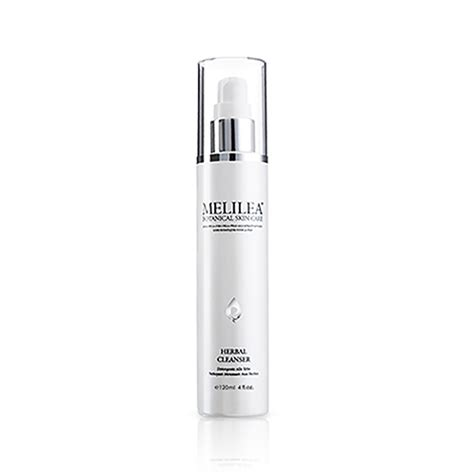 melilea botanical skin care herbal cleanser i today