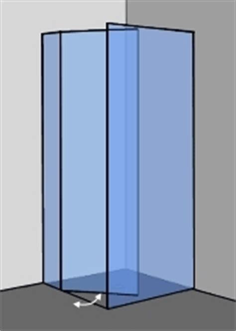 bodengleiche dusche mit wegklappbaren glastüren duschabtrennung glas 3000 varianten ab 149 in 24h geliefert