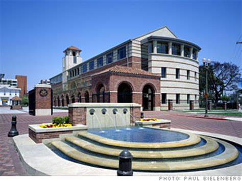 Usc Mba Application Fee by Top 10 Executive Mba Programs In The U S Usc Marshall