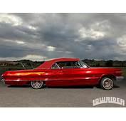 Red 1963 Impala Lowrider  Wwwgalleryhipcom The Hippest Pics