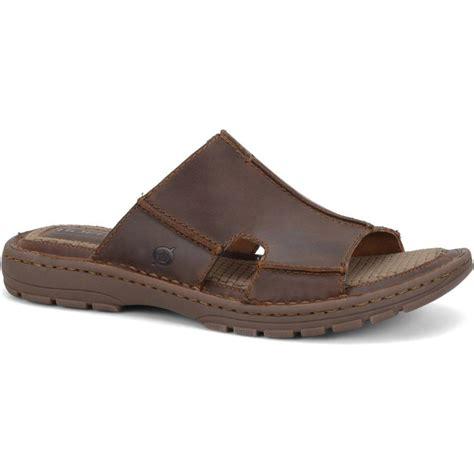 born shoes sandals born sigmund slide sandals 652987 sandals flip flops
