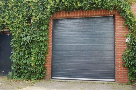 Standaard Afmeting Garage by Garagedeuren Prijzen Afmetingen De Rooij Garagedeuren