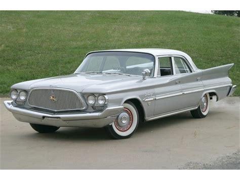 1960 Chrysler Saratoga by 1960 Chrysler Saratoga Information And Photos Momentcar
