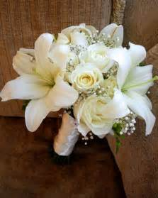 bouquet for wedding the flower white bridal bouquet