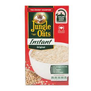 Cheap Dinner Ideas For 8 Instant Original Jungle Oats 750g Woolworths Co Za