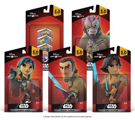 Disney Infinity Sweepstakes - disney infinity star wars rebels bundle giveaway