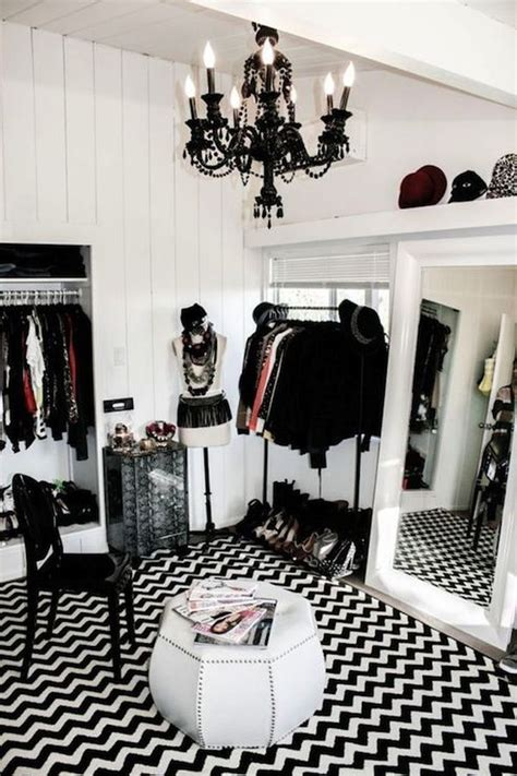 Mini Closet Chandeliers How To Turn A Small Bedroom Into A Dressing Room