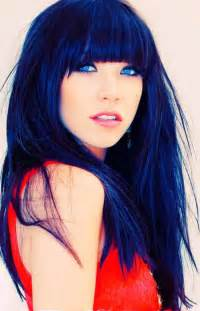 Blue black hair color pictures best hairstyle and haircut ideas