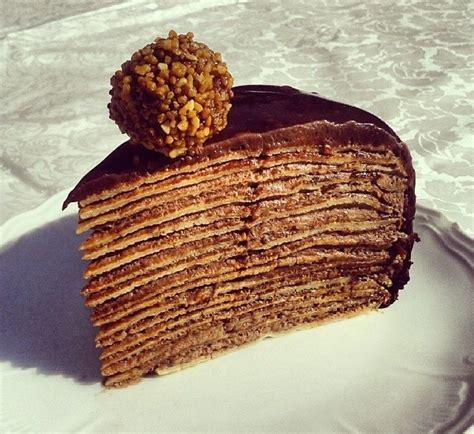 nutella kuche nutella pfannkuchen torte 4 5