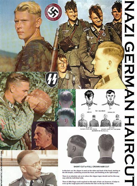 third reich haircut nazi german haircut by spartastic on deviantart