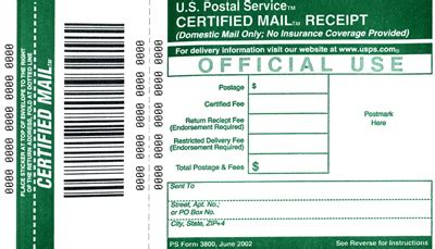 never ignore certified mail from the irs irs audit