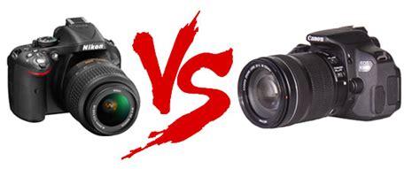 Kamera Nikon D3200 Vs Canon 600d canon 650d 700d vs nikon d5200