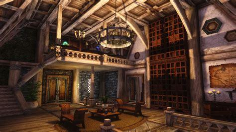 mod hous whiterun mansion at skyrim nexus mods and community