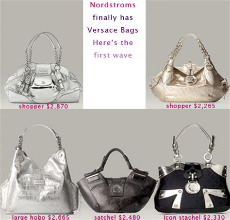 Nordstromscom Finally Has Versace Bags Heres The Wave nordstroms finally has versace bags here s the wave