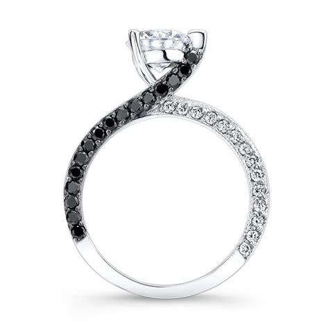 barkev s black engagement ring 7870lbk