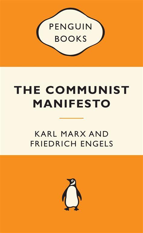 communist manifesto popular penguins the penguin books australia