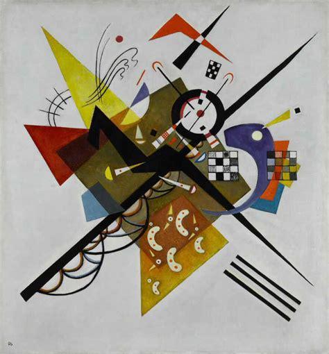 imagenes abstractas de wassily kandinsky obras m 225 s importantes el arte abstracto de kandinsky