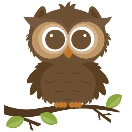 owl clipart free forrest owl svg cut file for scrapbooking forrest animals