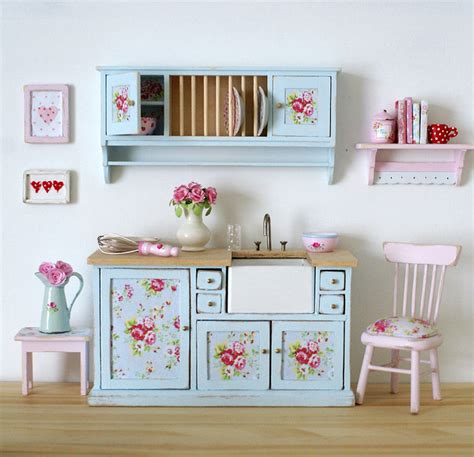 shabby chic kitchen furniture cocinas de juguete casi reales shabby chic furniture