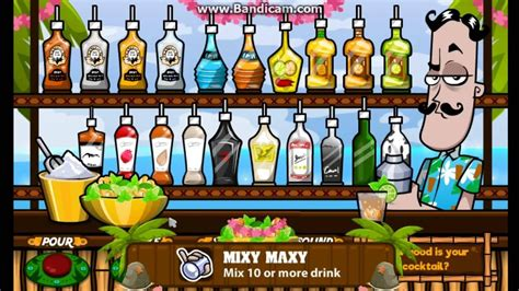 on y8 y8 bartender the right mix of the dead