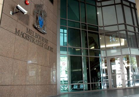 county magistrate court the city of melbourne magistrates court