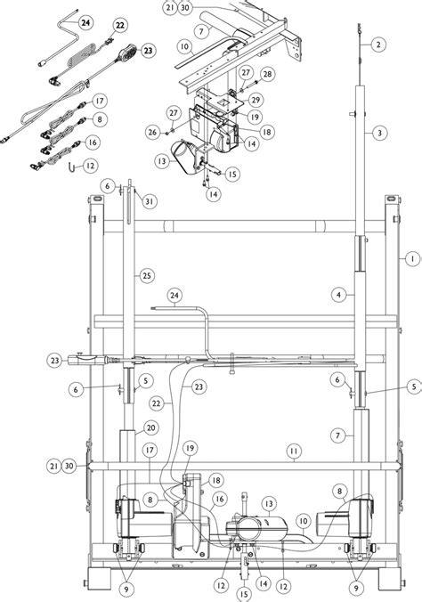 invacare hospital bed parts replacement parts for invacare full electric ivc beds