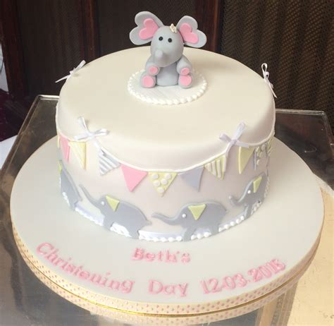 Christening Cakes by Christening White S Cake House