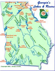 map of lakes and rivers major rivers map images