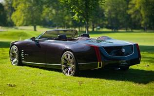 Cadillac Siel 2017 Cadillac Ciel Price Release Date Convertible Pictures