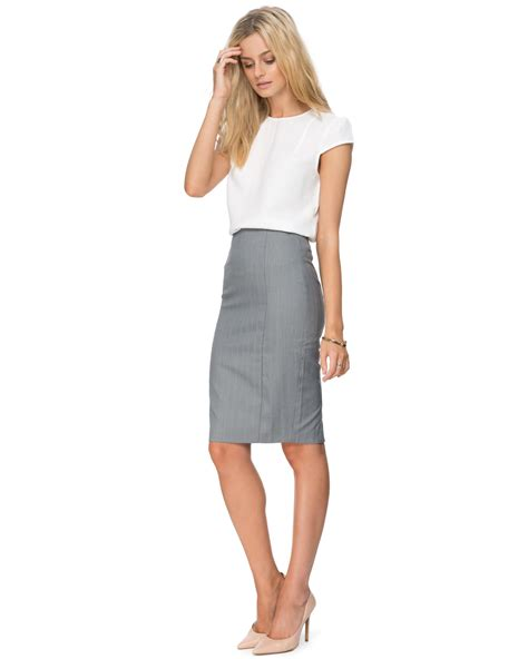 6 pencil skirts for work play i bargainsi