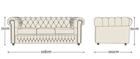 chesterfield sofa dimensions chesterfield dimensions capstone project