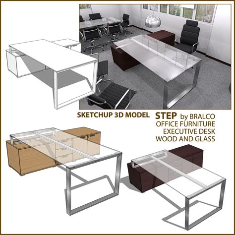 arredi sketchup sketchup texture sketchup models office furniture