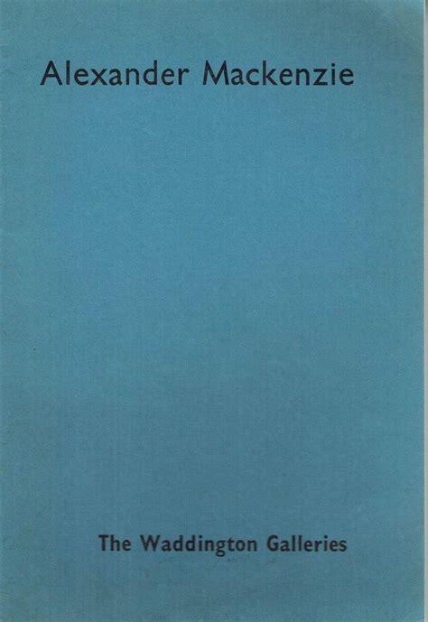 alec mackenzie s of volume 9 books mackenzie pallant bookshop