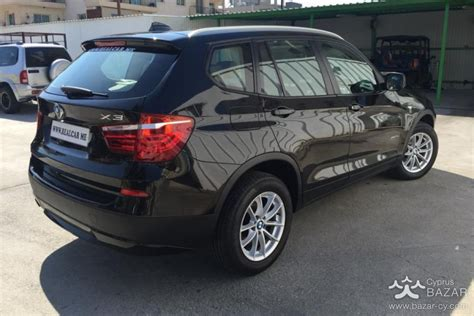 x3 bmw for sale bmw x3 2012 suv 2 0l diesel automatic for sale limassol