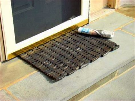 recycled rubber tire link mats are tire link rubber mats
