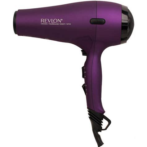 Revlon Hair Dryer Tourmaline Ionic Ceramic revlon ceramic tourmaline ionic ac motor hairdryer walmart