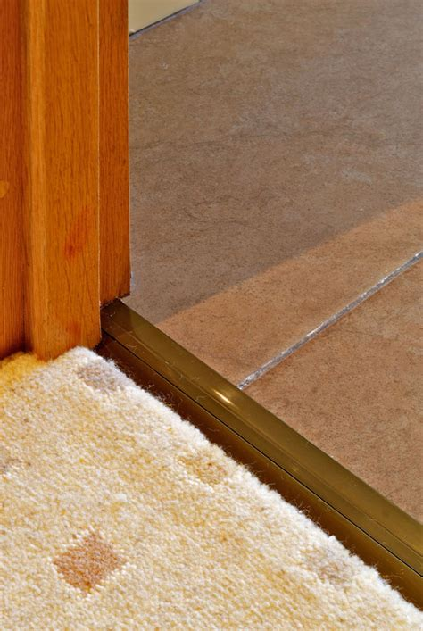 Extra Wide Door Threshold Bars Save The Day Carpetrunners Interior Door Thresholds