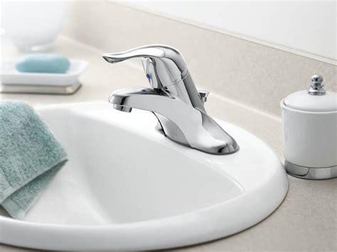 moen chateau bathroom faucet moen l4621 chateau single handle centerset lavatory faucet chrome faucetdepot