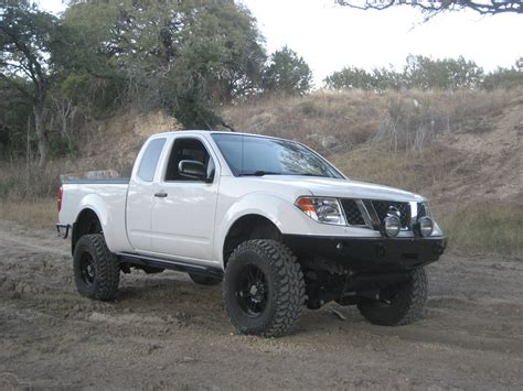 lifted nissan frontier cas2078 2005 nissan frontier regular cab specs photos