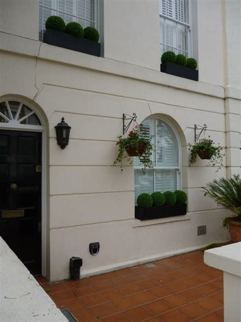 Low Maintenance Windows Decor Low Maintenance Window Boxes No Place Like Home