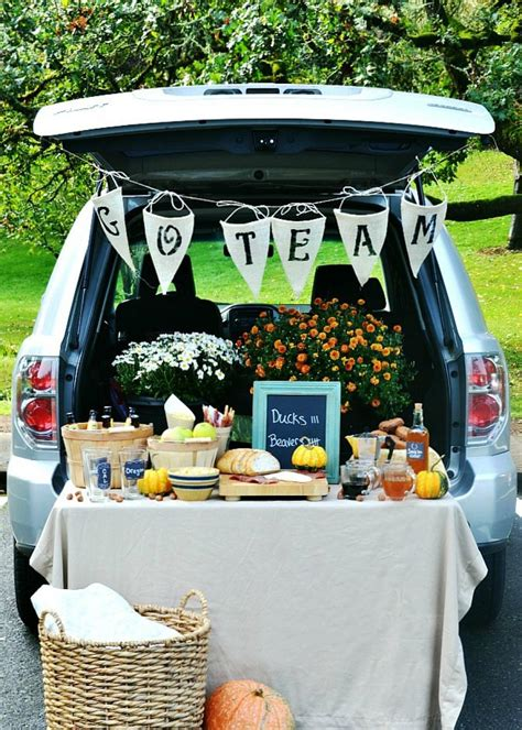 fun tailgating ideas hgtv