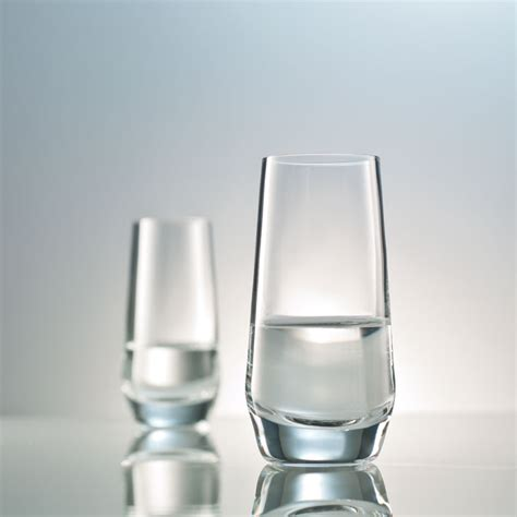 schott zwiesel barware schott zwiesel pure shot glasses set of 6 glassware uk