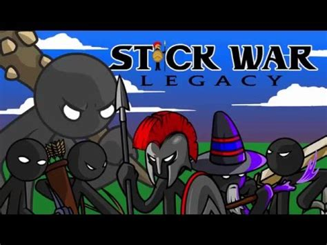 stick war apk stick war legacy apk v1 5 01 mod unlimited gems