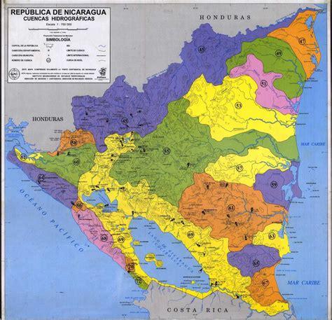 imagenes satelitales nicaragua nicaragua mapa satelital