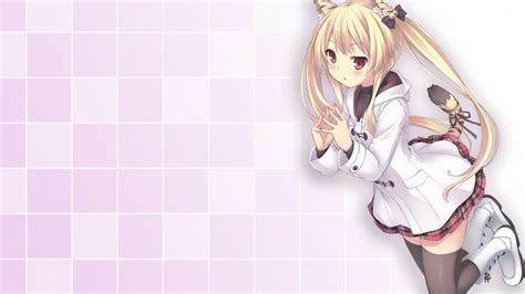 anime wallpaper tiger tiger girl wallpaper anime wallpapers 18435
