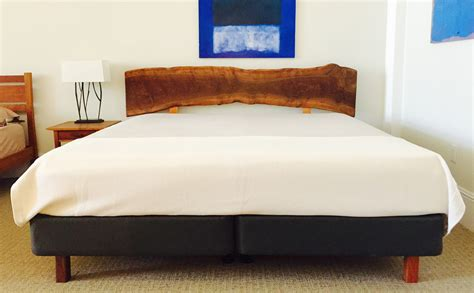 natural wood headboards more natural beauty our one of a kind live edge