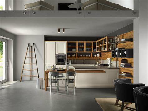 cucine in veranda cucina componibile con penisola living veranda l ottocento