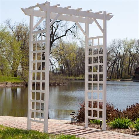 backyard arch garden arbor wedding arch trellis backyard pergola outdoor
