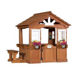 Kitchen Nook Furniture Backyard Discovery Scenic Playhouse Amp Reviews Wayfair
